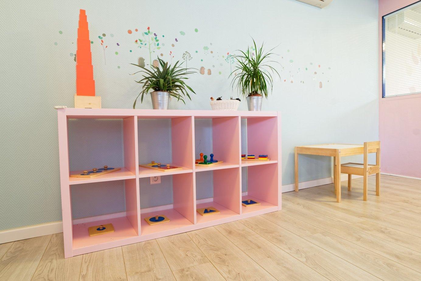 Bevorzugt Baby Montessori | Saint-Ruf DT03