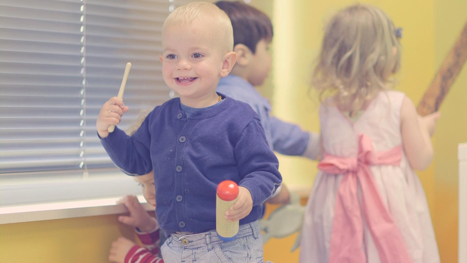 Une journée à la crèche bilingue Baby Montessori